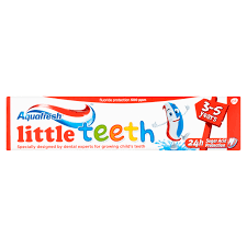 Aquafresh Pasta 3-5 lat Little Teeth 50ml