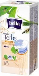 Bella Herbs Wkładki 18 szt Plantago