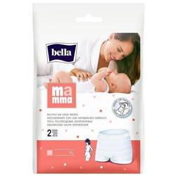 Bella Mamma Majtki siateczka XL 2szt