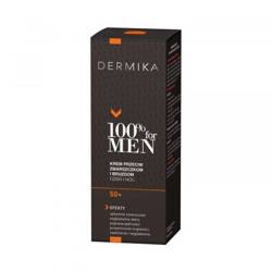 DERMIKA MEN 100% Krem 50+