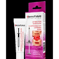 DermoFuture Wypełniacz ust Lustrzany blask