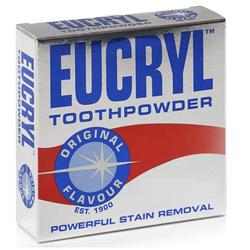 Eucryl Proszek intensywnie wybielający zęby 50g