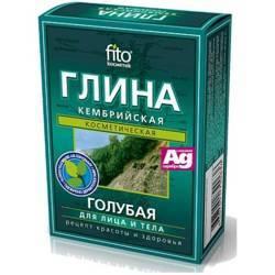 FitoCosmetic Glinka kosmetyczna kambryjska 100 g