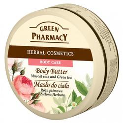 Green P.Masło d/c Róża Piżmowa i Zielona herbata 200 ml