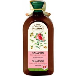 Green Pharmacy Szampon Argan Guarana 350 ml