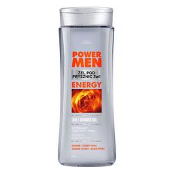 Joanna Power Men Żel pod prysznic Energy 300 ml