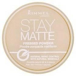 Rimmel Puder Prasowany Stay Matte 003