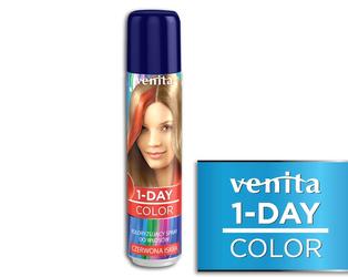 Venita 1-Day Color Czerwona Iskra 50 ml