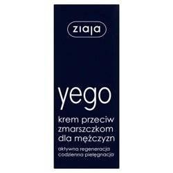 Ziaja Yego Krem przeciw zmarszczkom dla mężczyzn 50 ml