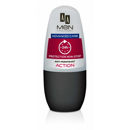 AA Men Deo Advanced Care Action Roll-on 50ml
