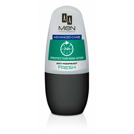 AA Men Deo Fresh Protection Non-stop 24H Roll-on 50ml