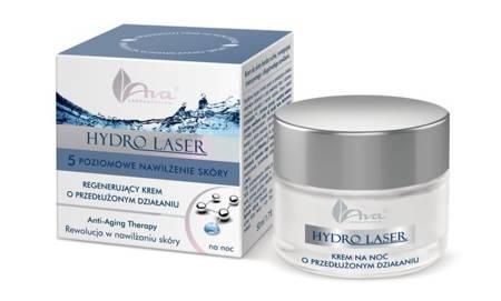 Ava Hydro Laser Regenerujący krem na noc 50ml
