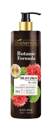 Bielenda Botanic Imbir+Dzięgiel Mleczko d/c 400ml