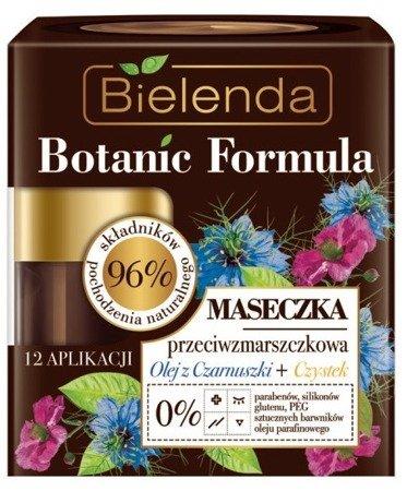 Bielenda Botanic O.Czarnuszki+Czystek Maseczka 50ml