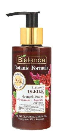 Bielenda Botanic O.Granat+Amarantus Olejek do mycia twarzy 140ml