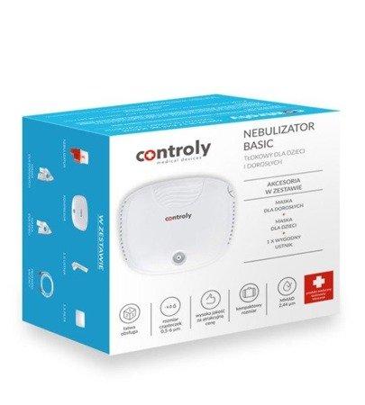 Controly Nebulizator Basic Tłokowy