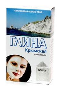 FitoCosmetic Glinka Krymska biała Oczyszczająca 100 g