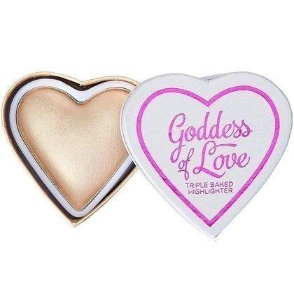 I Heart MakeUp Rozświetlacz Golden Goddness