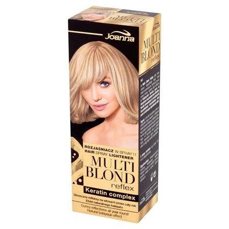 Joanna Blond Rozjaśniacz w sprayu 150 ml