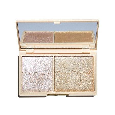 Makeup Revolution Rozświetlacze Mini Chocolate Rose Gold 11,2g