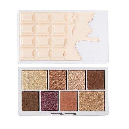 Makeup Revolution mini chocolate nudes