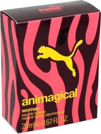 PUMA ANIMAQICAL WOMEN EDT 20 ML