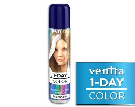 Venita 1-Day Color Śnieżna Biel 50 ml